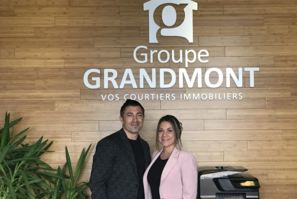 Jonathan et Genevieve Grandmont
